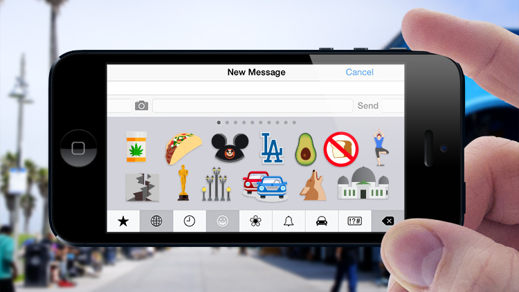 Emoji That We Wish Existed For Our La Centric Texts