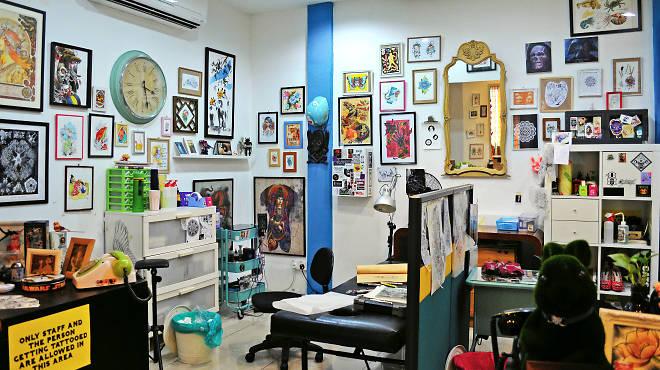 Best tattoo parlours in KL