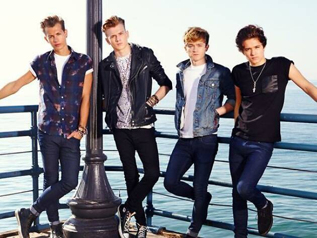 The Vamps + The Tide