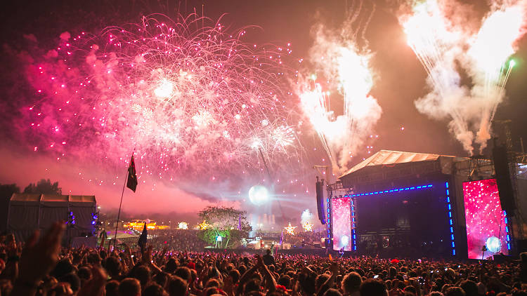 Bestival finale fireworks - Bestival tickets competition
