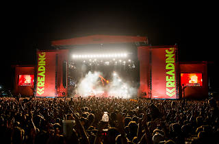 Reading festival competition