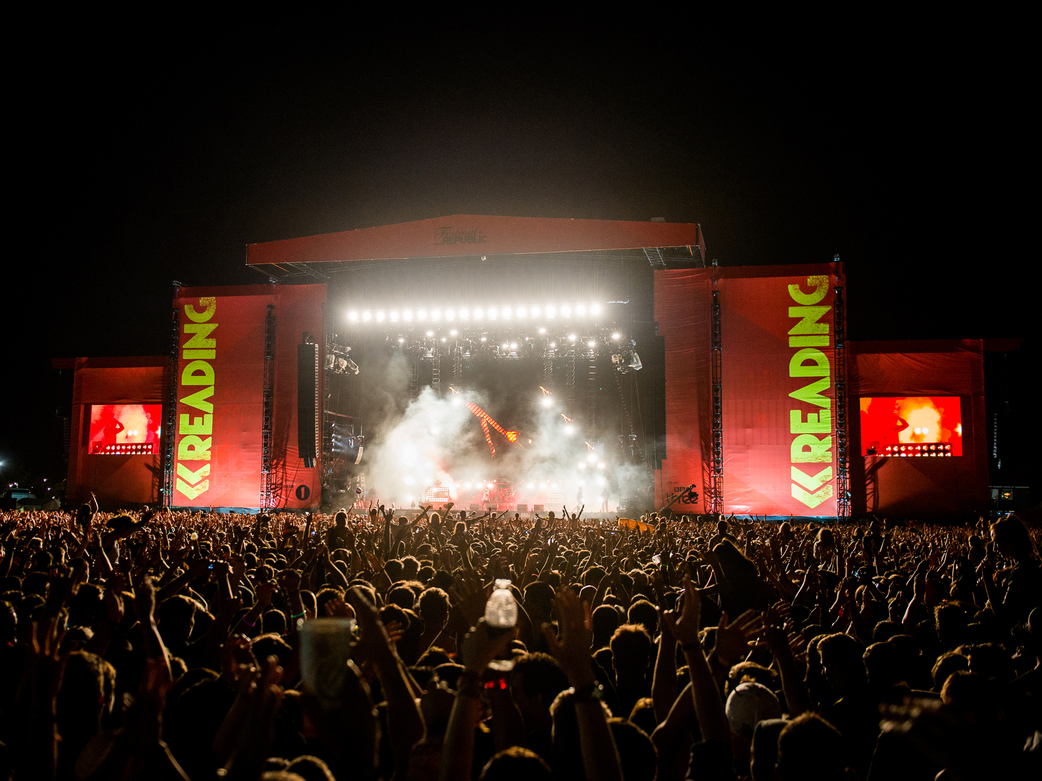 Win one of two pairs of tickets to Reading and Leeds Festivals 2015