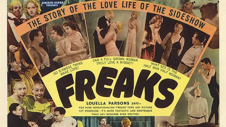 Freaks (10 films gratuits à voir en ligne)