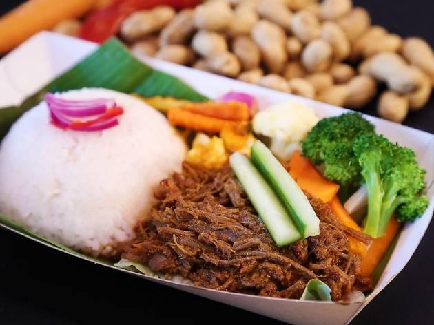 Makatcha Beef rendang