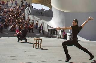 Ciutat Flamenco 2015: Daniel Doña