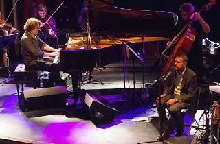 Ciutat Flamenco 2015: Dorantes, Renaud Garcia-Fons y Leonor Leal con Salao y Cordes del Món