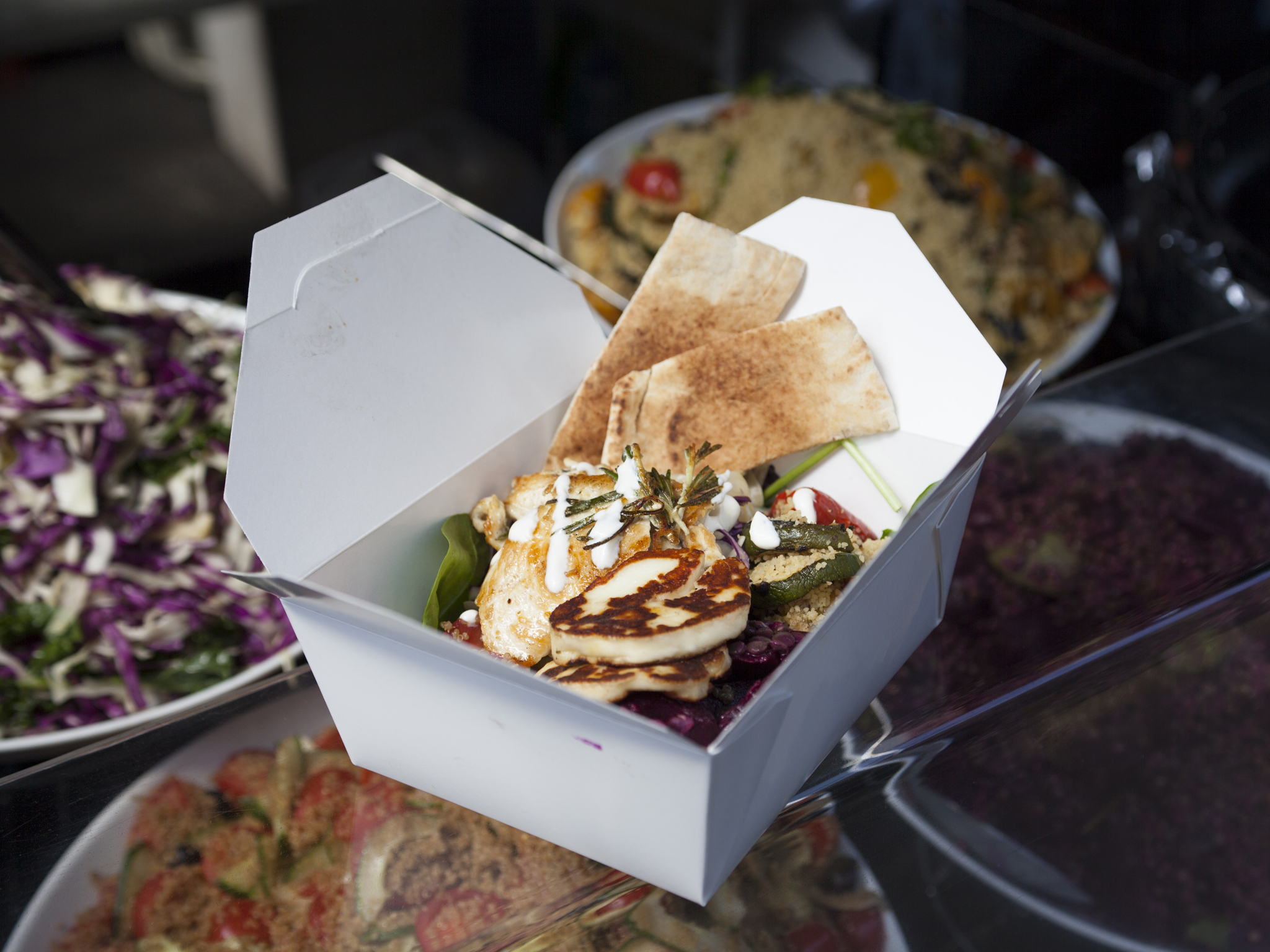 Savage Salads serving up street food salad boxes