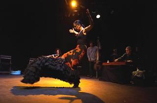 Ciutat Flamenco 2015: Urulario i Gabaldón