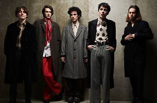 Swim Deep +  The Voyeurs + Zeno and the Stoics