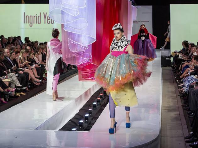 SAIC Fashion 2015