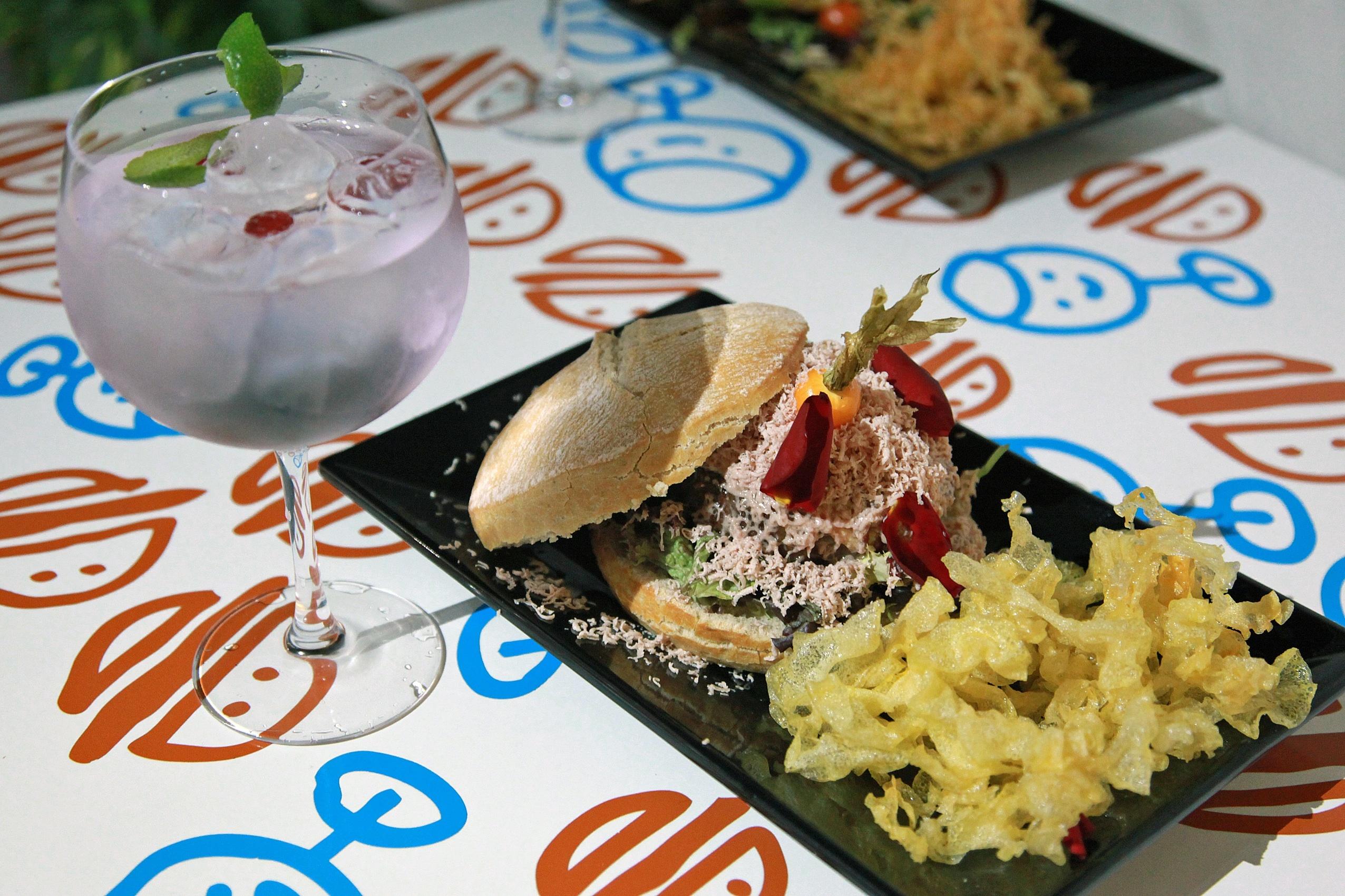 Restaurante Tasta'mm Gourmet Burger&Gin