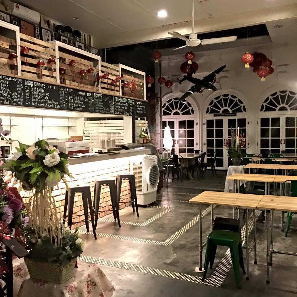 Best new cafés in Penang