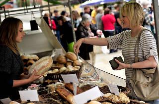 Local Produce Market, Birmingham