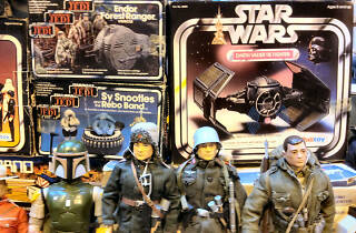 Toy Collectors Fair