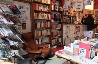 Café-librairie Michèle Firk