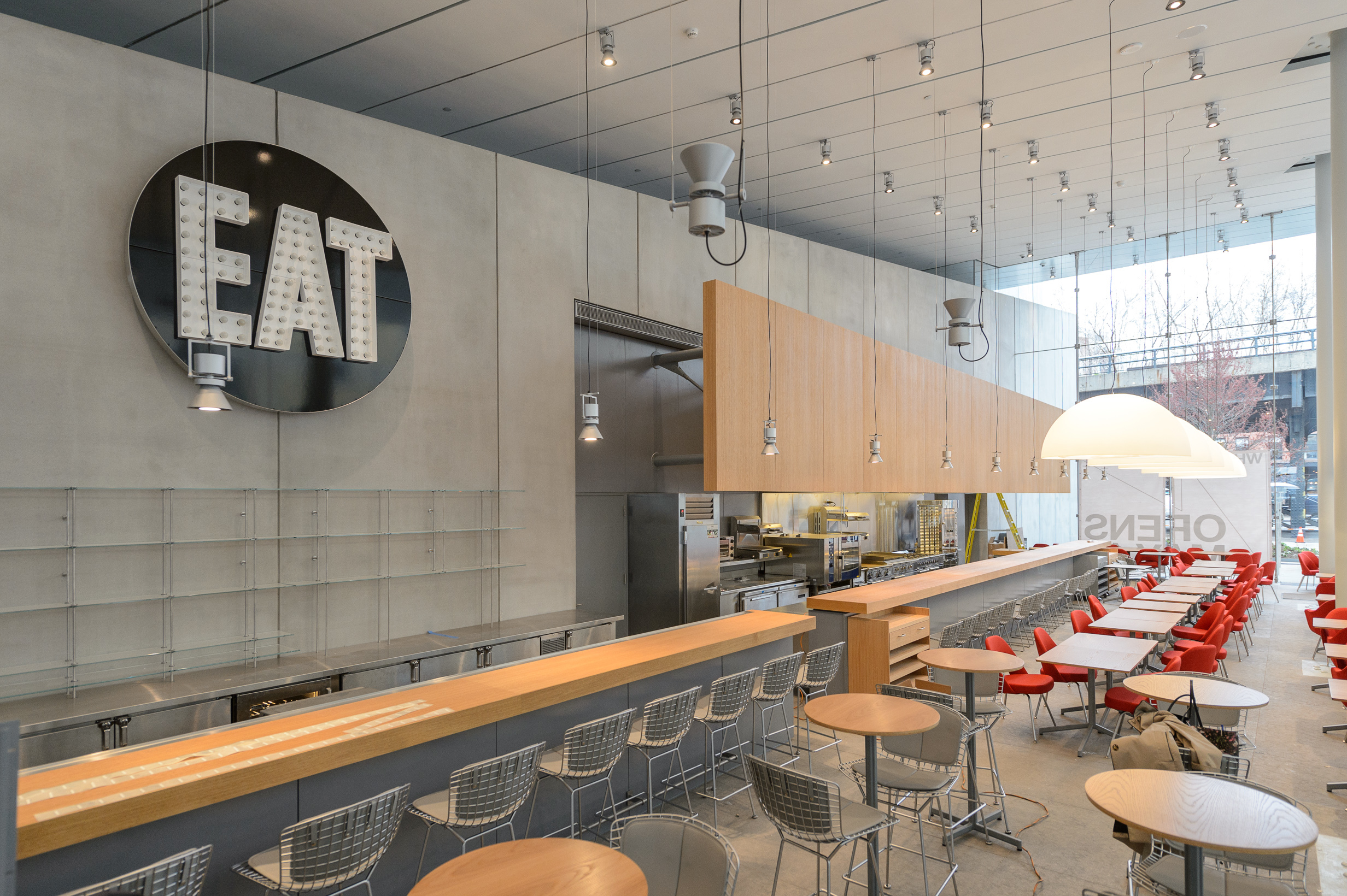 See Inside Danny Meyer S New Restaurant Unled At The Whitney Museum
