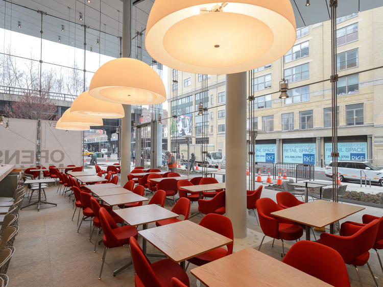 See inside Danny Meyer's new restaurant, Untitled, at the new Whitney Museum