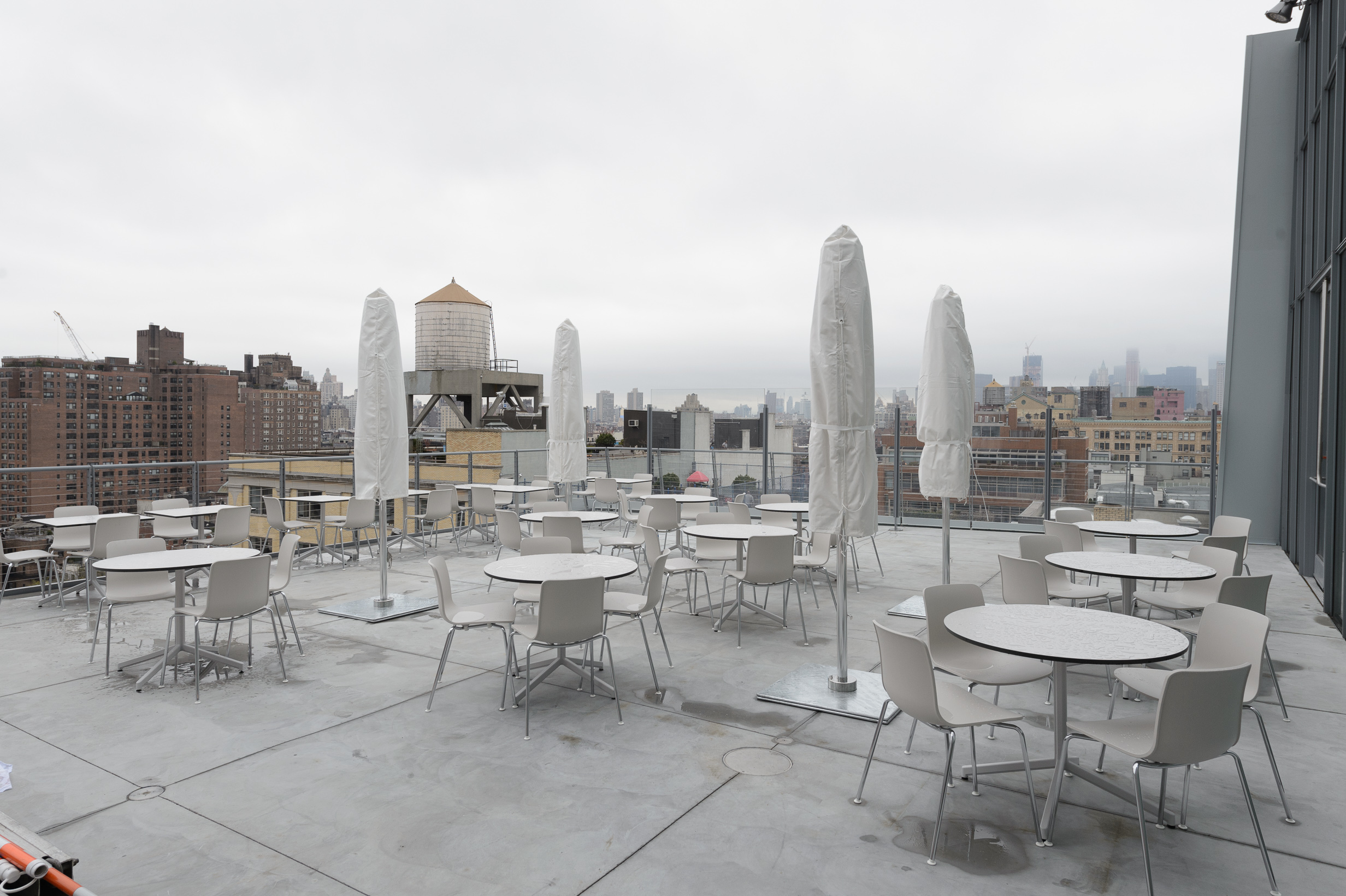 Danny Meyer S Untitled Opens At The New Whitney Museum In Nyc