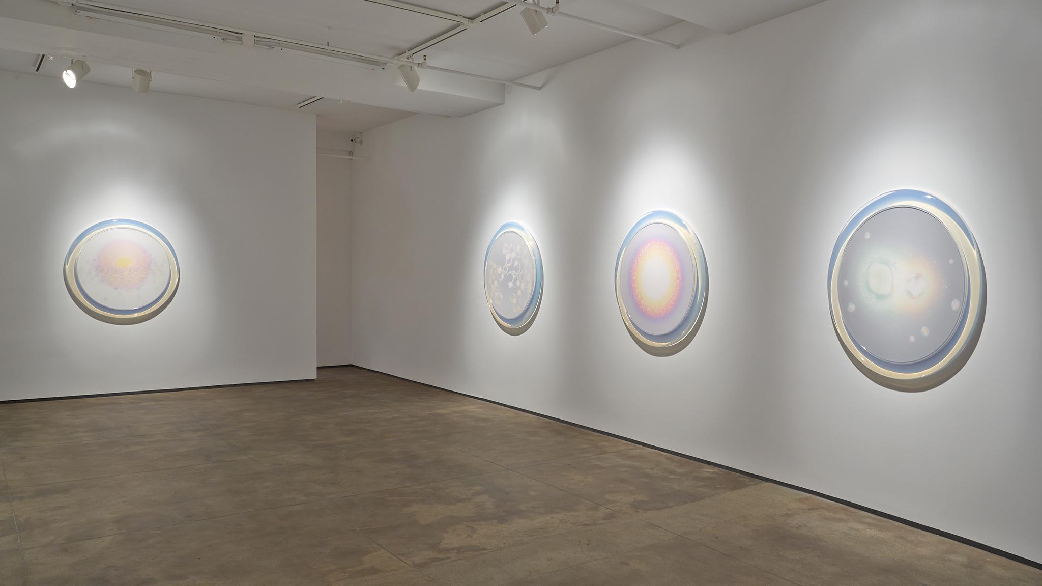 """Mariko Mori, """"Cyclicscape"""""""