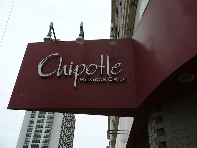 Chipotle to begin delivering in Chicago — for a price
