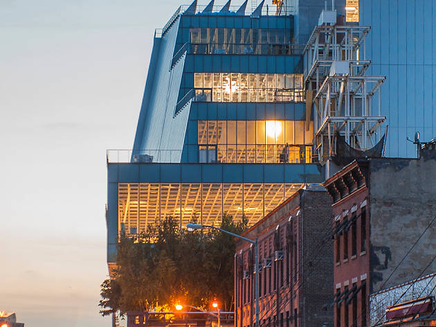 The Whitney Museum of American Art in NYC guide