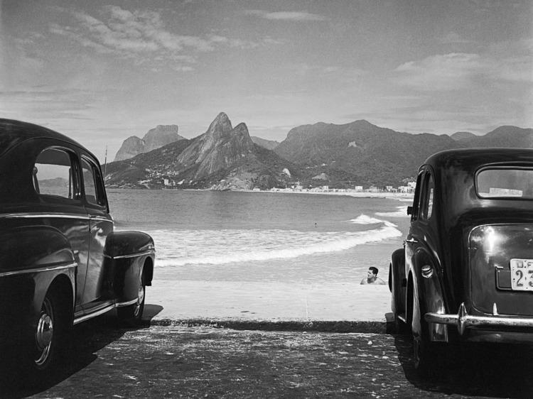 Modernités : photographie brésilienne (1940-1964)
