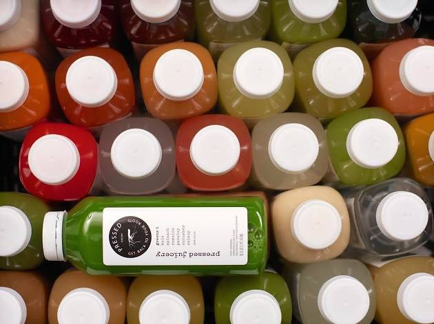 Pressed Juicery Hollywood Grand Opening