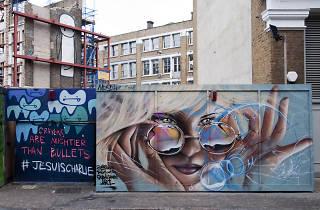 Shoreditch Street Art Tours