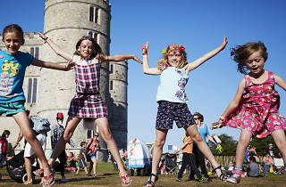 Camp Bestival 2015 competition
