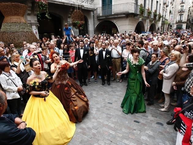 Un Dia d'Opera, Temps de Flors