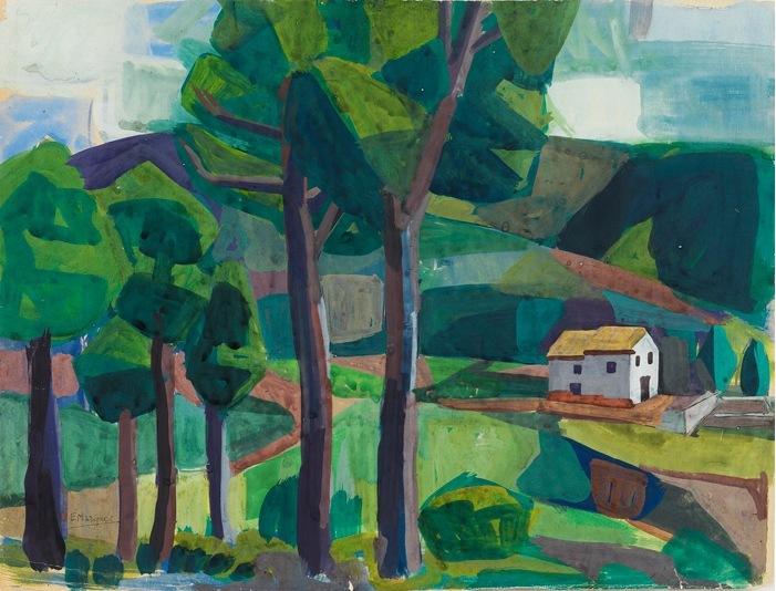 Paisatge, 1995. Enric Marquès