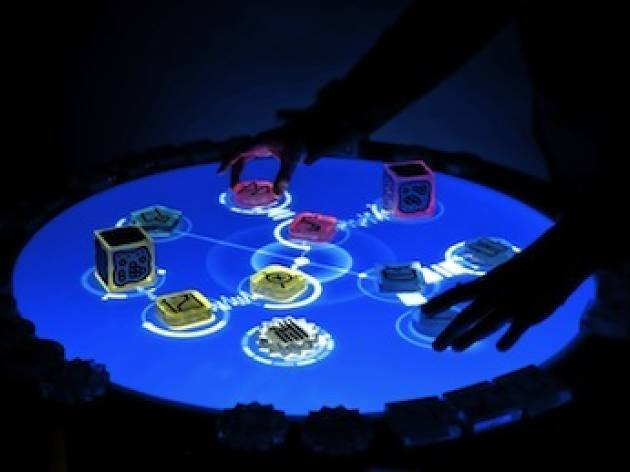 Antic for Kids: Reactable