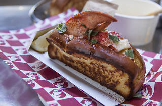 B.O.B.'s Lobster - lobster rolls in Time Out's top 10 street food countdown