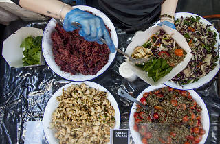Savage Salads on Time Out's top 10 street food countdown