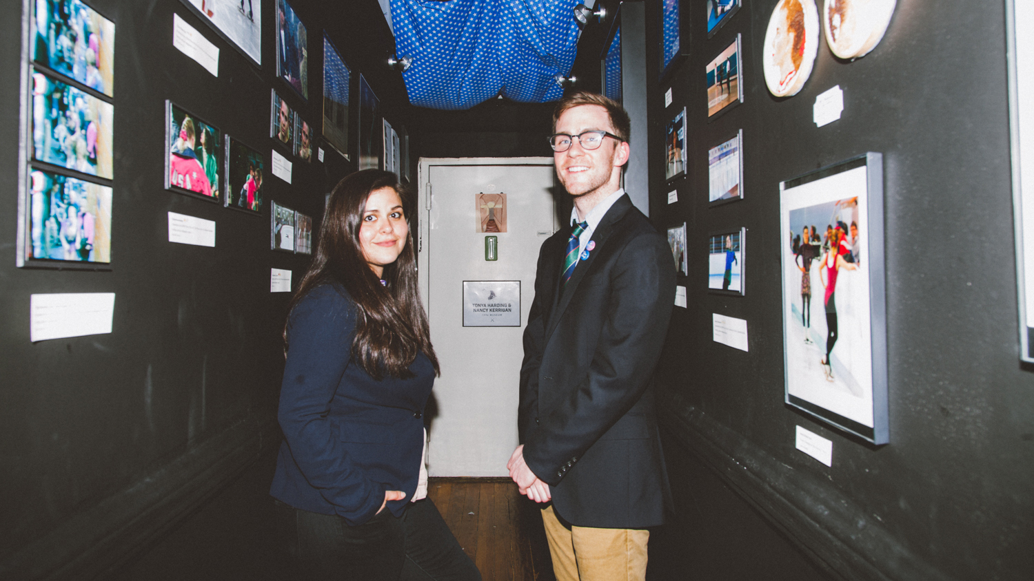 Harding Kerrigan Museum; Matt and Viviana