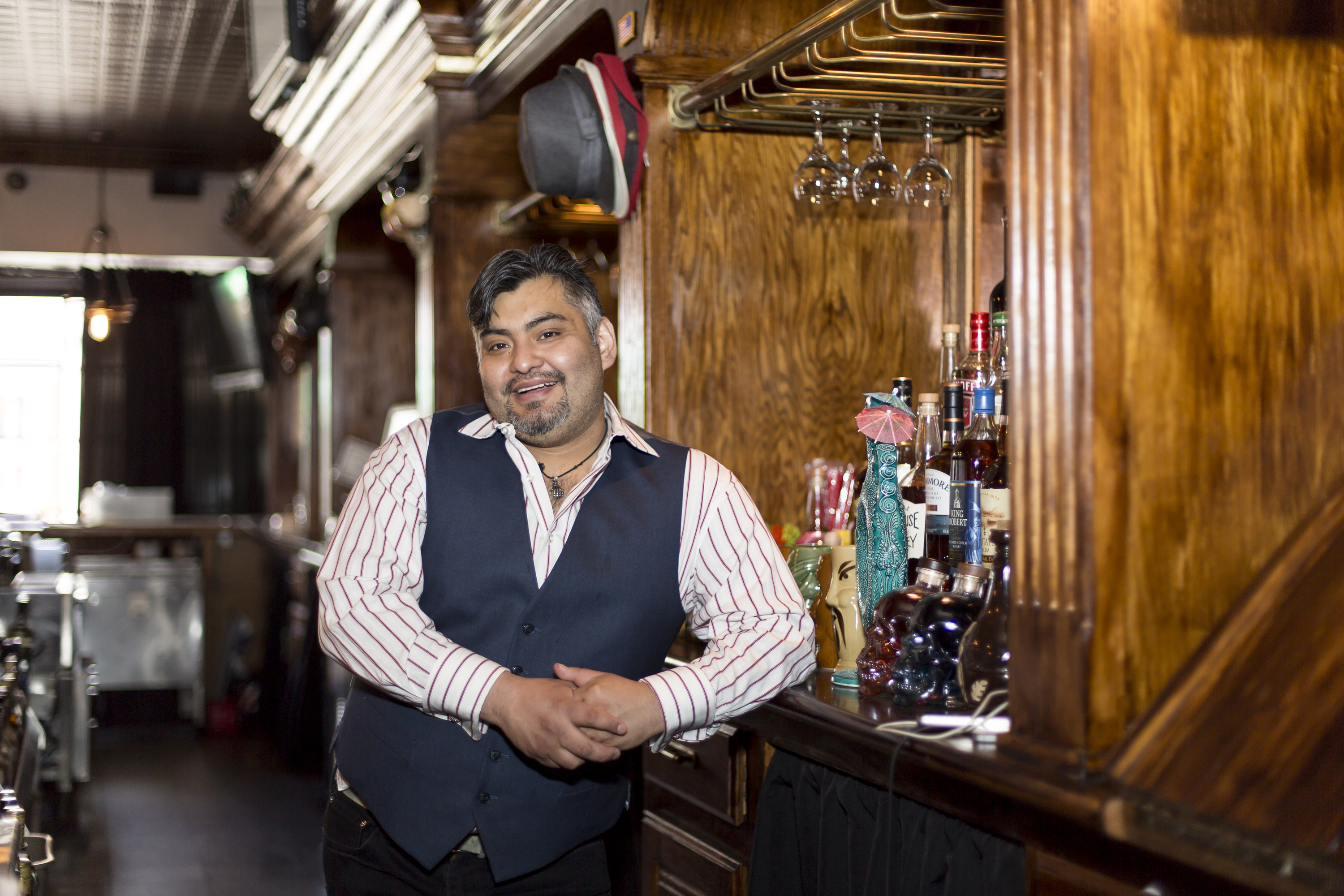 Bartender Tales: End of the Century Bar's Valentin Gonzalez talks tiki drinks and trouble-making