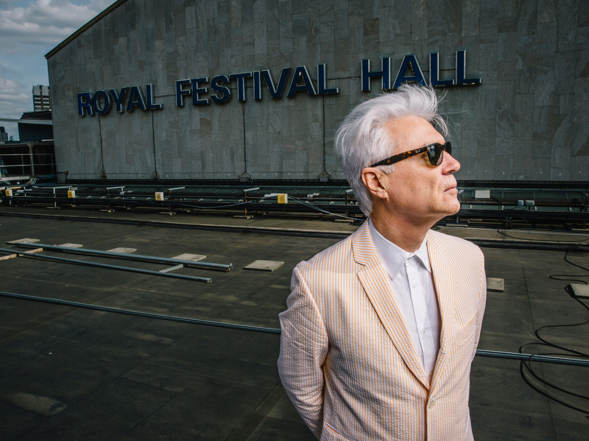 David Byrne's Meltdown festival highlights