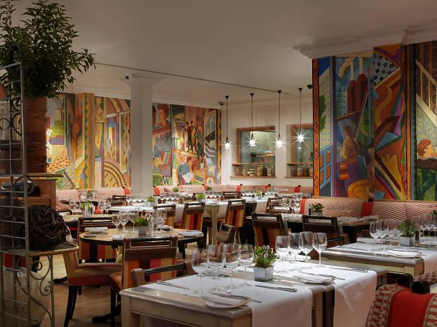 Oscar Restaurant