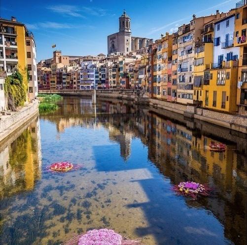 Ideal weekend in Girona