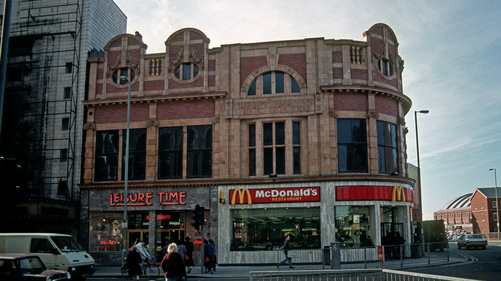 Oxford Street Cinemas, 1987