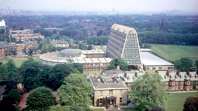Hollings Building, 1967