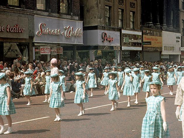 Manchester Whit Walk, 1966