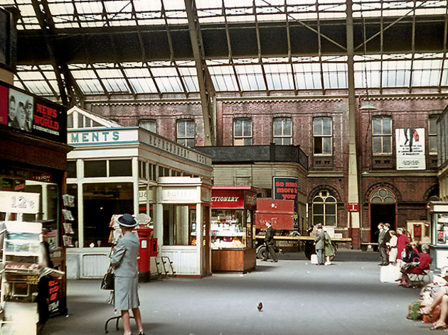 Central Station, 1960s