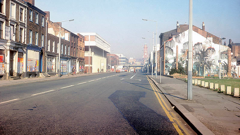 Oxford Road, 1976