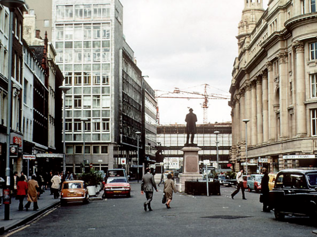17 retro photos of Manchester - Manchester in the '60s