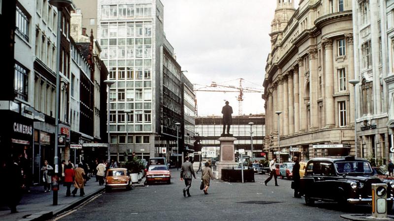 St Ann's Square, 1976