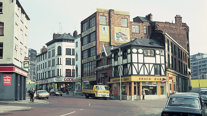 Withy Grove, 1972