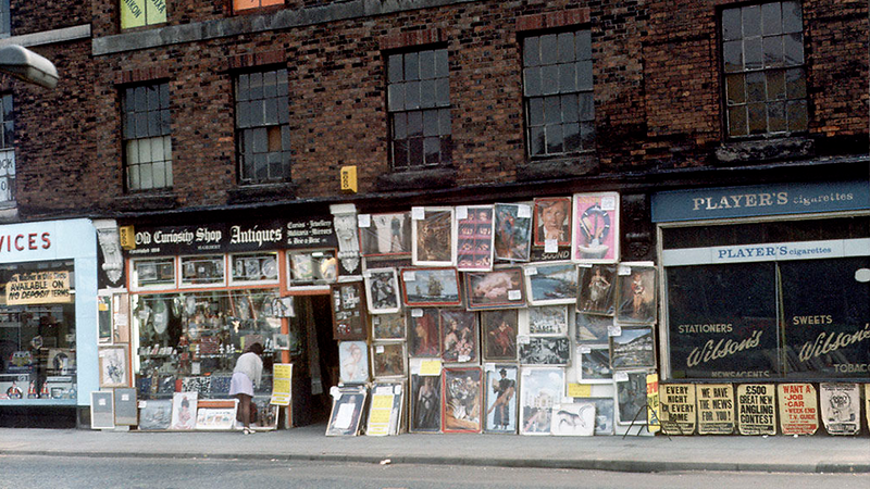 The Old Curiosity Shop, 1973