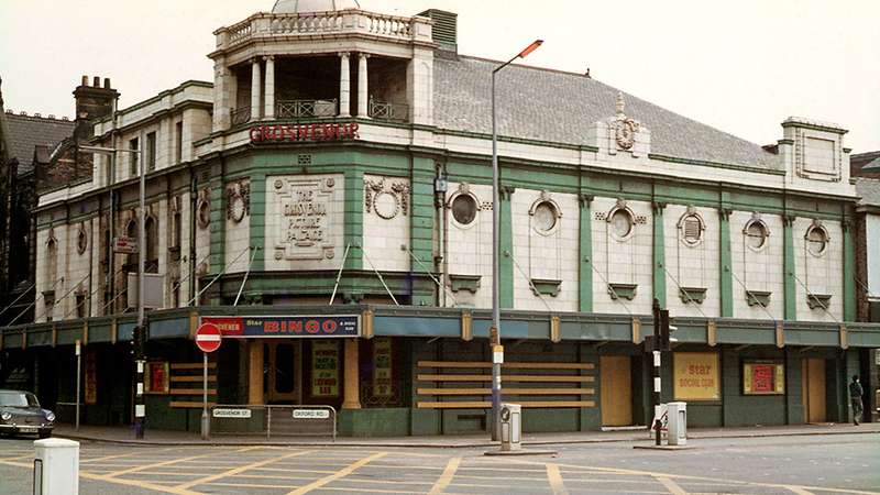 Grosvenor Picture Palace, 1971