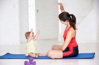 Baby gym